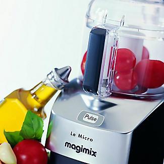 Magimix Le Micro 12245 Mini Satin Food Processor alt image 2