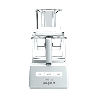 Magimix 4200XL White Food Processor 18470