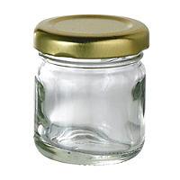 12 Mini Jars