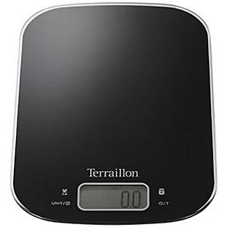 Terraillon® NeoCook Jam Flat Digital Kitchen Weighing Scale