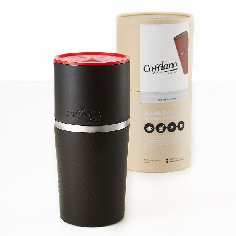 Cafflano Klassic Bean To Cup Manual Portable Coffee