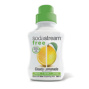 SodaStream Free Cloudy Lemonade