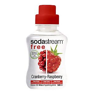 SodaStream Free Cranberry Raspberry