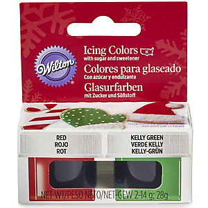 Wilton® Christmas Icing Colours