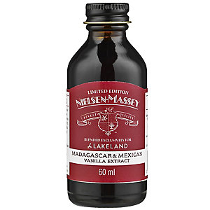 Nielsen-Massey Food Flavour - 60ml Madagascar & Mexican Vanilla