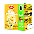 EasiYo Banana 500g Yogurt Sachet Mix (3 x 115g)