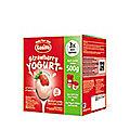 EasiYo Strawberry 500g Yogurt Mix (3 x 85g)