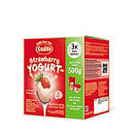 EasiYo Strawberry 500g Yogurt Mix x 3