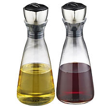 Cole and Mason Oil and Vinegar Set