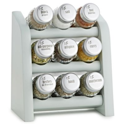 standing spice rack in herbs spices and seasonings at. Black Bedroom Furniture Sets. Home Design Ideas