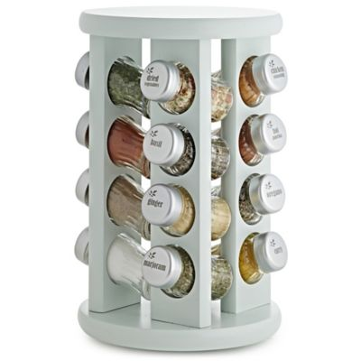 Revolving Spice Rack In Herbs Spices And Seasonings At
