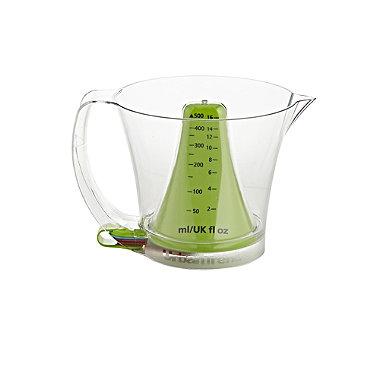 Reverso Plus Measuring Jug 500ml & 5 Measuring Spoons Set