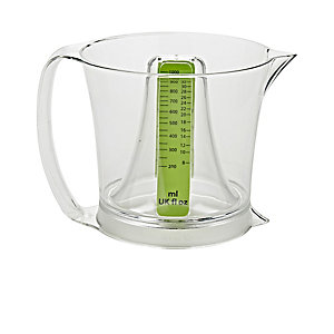 Reverso Primo Small & Large Quantity Measuring Jug 1L