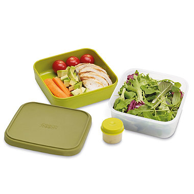 Joseph Joseph® Go Eat Salad Box