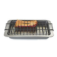 Bacon Rack and Tin Set