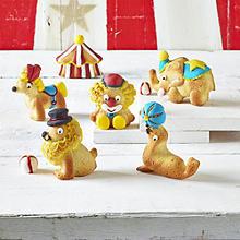 3D Circus Cake Mould