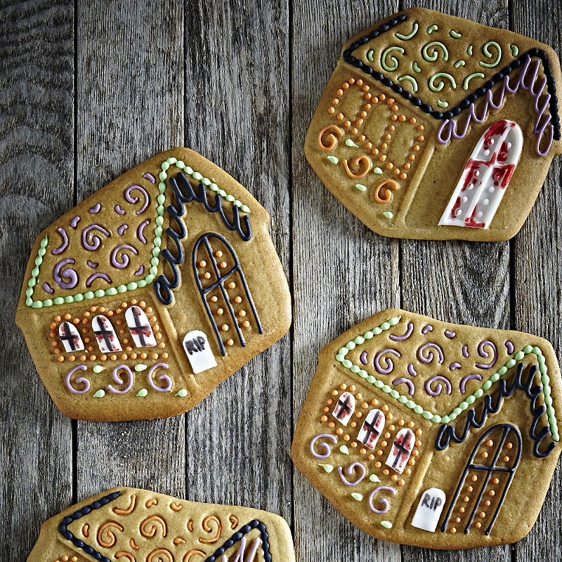Gingerbread House Cookie Cutters