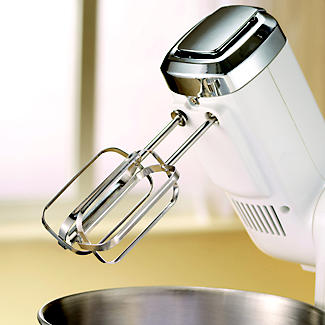 Morphy Richards® Foldable 3.5L Stand Mixer - Silver 400405 alt image 8