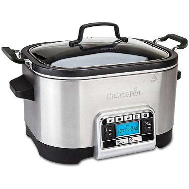 Crock-Pot® 5.6L Family Multi & Slow Cooker CSC024