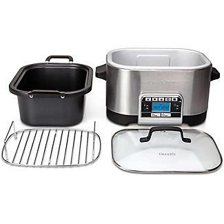 Crock-Pot® 5.6L Family Multi & Slow Cooker CSC024 alt image 3