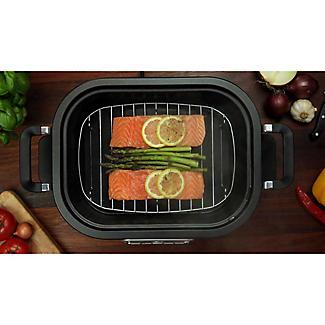 Crock-Pot® 5.6L Family Multi & Slow Cooker CSC024 alt image 7