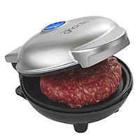 Mini Single Burger Electric Griddle Grill