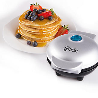 Lakeland Mini Single Burger Electric Griddle Grill | Lakeland