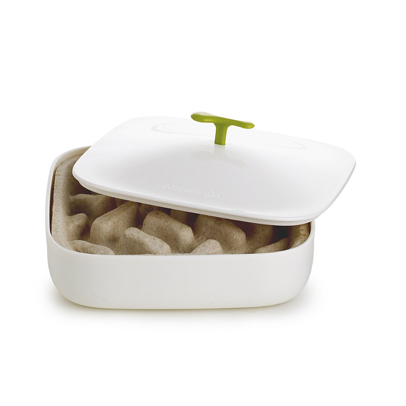 Absorb Bin™ Biodegradable Kitchen Fat Trapper - Small