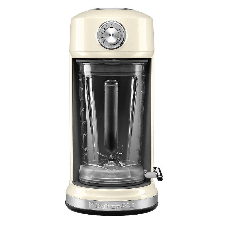 KitchenAid® Artisan® Magnetic Drive Blender Almond Cream