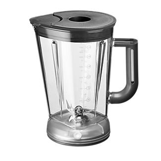 KitchenAid® Artisan® Magnetic Drive Blender Almond Cream 5KSB5080BAC alt image 5