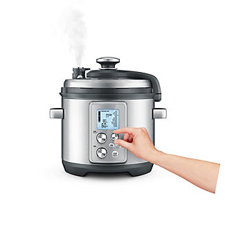 Sage™ The Fast Slow Pro™ 6L Multi & Slow Cooker BPR700BSS alt image 3