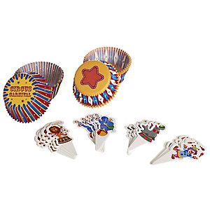 Circus Cupcake Kit