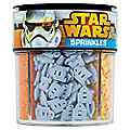 Cake Decorating Sprinkles - Star Wars™ Themed 70g