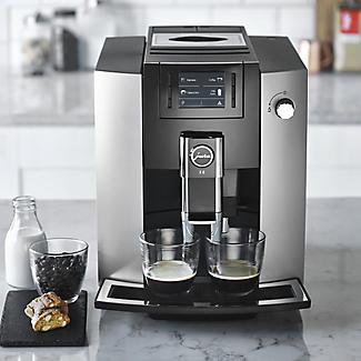Jura E6 Bean-to-Cup Coffee Machine Platinum 15079 alt image 8