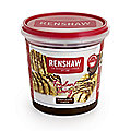 Renshaw Chocolate Flavour Microwave Fondant Icing