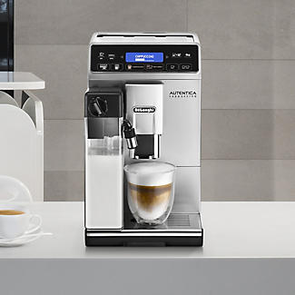 De'longhi Autentica Cappuccino Bean To Cup Coffee Machine ETAM29.660.SB alt image 2