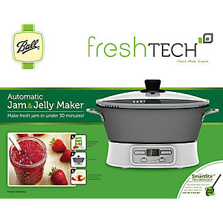 Ball freshTECH Jam and Jelly Maker FTJM-AU-15-01 alt image 7