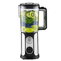 Black Space Saver Power Blender