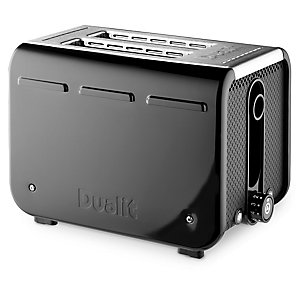 Dualit® Studio 2-Slice Toaster Black