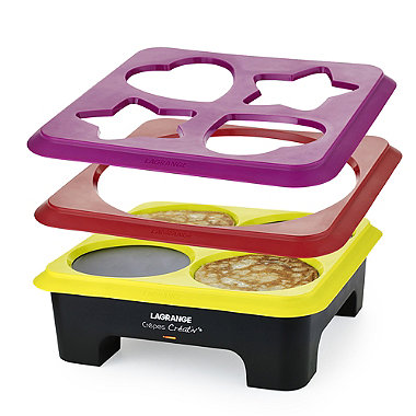 Crepe & Breakfast Maker Electric Table Top Griddle