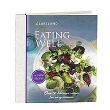 Eating Well Recipe Book - Over 50 Recipes
