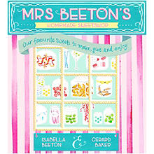 Mrs Beetons Home Made Sweet Shop Book
