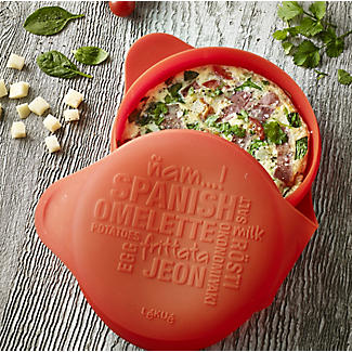 Lékué Microwave Cookware - Spanish Omelette Maker alt image 2