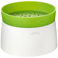 Lékué Microwave Cookware - Green & White Rice