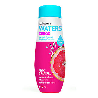 Sodastream Zeros Pink Grapefruit