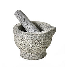 Lakeland Granite Mortar and Pestle