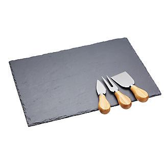 Artesa Cheese Platter & Knife Set