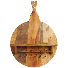 Masterclass Mango Wood Shelf