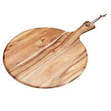 Masterclass Acacia Paddle Board Round