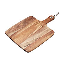 Natural Elements Square Acacia Wood Paddle Board